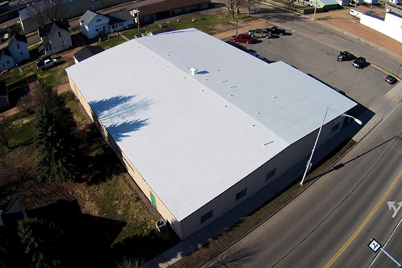 Durolast commercial flat roofing low slope roofing